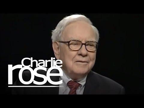 Charlie Rose - An Hour with Warren Buffett
