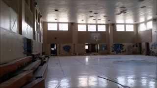 getlinkyoutube.com-Urban Exploring - Abandoned Elementary School, South VA