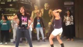 getlinkyoutube.com-Roadies x4 Auditions - Girls Dance Competition