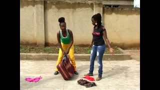 getlinkyoutube.com-Kansiime Anne the suspicious host. African comedy.