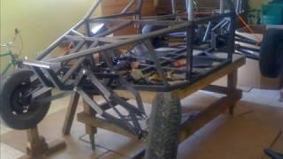 Badlandbuggy ST4 project part 2