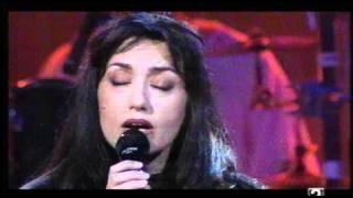 getlinkyoutube.com-Entre mis recuerdos - Luz Casal @ Palau de la Música, Barcelona 1995 (TVE2)
