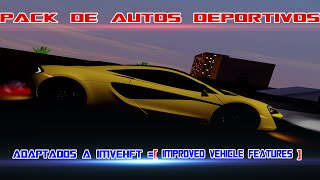 getlinkyoutube.com-GTA SA: Pack De Autos Adaptados Al [ImVehFT]