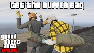 getlinkyoutube.com-[Updated To 1.37] GTA 5 Online - How To Get the Duffle Bag (Tutorial)