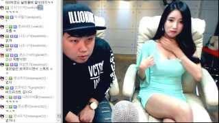 getlinkyoutube.com-[1] 레전드! 레이싱모델 '임솔아' 두번째 게스트 방송 - KoonTV