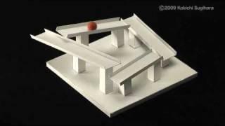 getlinkyoutube.com-Ascending against gravity by Kokichi Sugihara