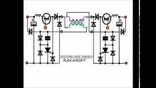 Схемы генераторов FREE ENERGY