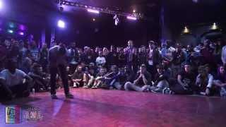 getlinkyoutube.com-Paradox vs Nala | Hip Hop | Quarters | UK BBoy Champs 2014 | FSTV