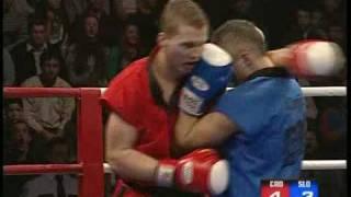 getlinkyoutube.com-Pro-Taekwondo - World Final One - 2008 - Galesic vs Zemljic
