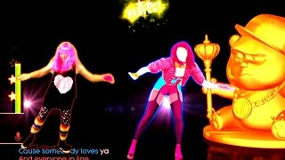 getlinkyoutube.com-JUST DANCE 2014/2015-We can't stop Full Gameplay (DLC)