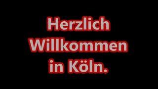 getlinkyoutube.com-Jagdszenen in Köln: Willkommen in Deutschland!