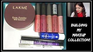 getlinkyoutube.com-Building my makeup collection   October and November  