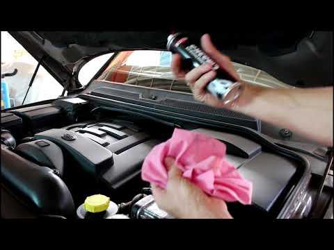 Замена дворников лобового стекла на Land Rover Discovery 4 Ленд Ровер Дискавери 4 2011 года