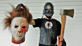 getlinkyoutube.com-Top 4 ways to KILL Michael Myers!  HALLOWEEN MONSTER MASH!   - Zombie Go Boom