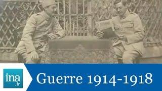 getlinkyoutube.com-Paroles de poilus, témoignages sur la première guerre mondiale - Archive INA