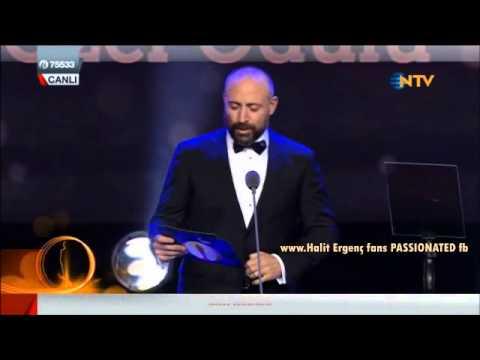 Halit Ergenc....51 Altin Portakal film festival in Antalya 18/10/2014