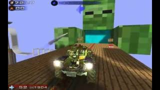 getlinkyoutube.com-AS-Minecraft-Race - Unreal Tournament 2004