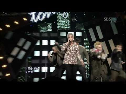 BIGBANG_0306 _SBS Popular Music _TONIGHT