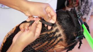 getlinkyoutube.com-Senegalese Twists Tutorial