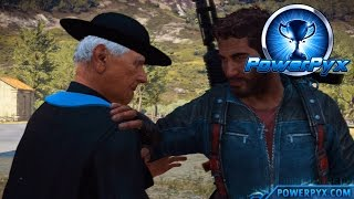 getlinkyoutube.com-Just Cause 3 - Forgive Me, Father... & Three Holy Hideaways Trophy / Achievement Guide