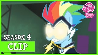 "MLP: FiM - Defeating The Mane-iac ""Power Ponies"" [HD]"