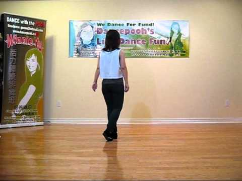 Time Bomb - Craig Bennett - Line Dance (Walk thru & Danced)