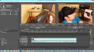 Beginner Adobe Premiere Pro CS5 Tutorial - 2 - Edit, Cut and Combine Video Clips