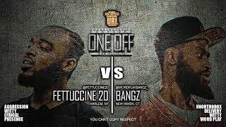 FETTUCCINE 20 VS BANGZ SMACK/ URL RAP BATTLE