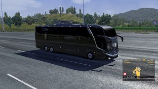 getlinkyoutube.com-Euro Truck Simulator 2 Volvo Paradiso 1600LD [720p]