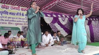 getlinkyoutube.com-Daropati Tera Nakhra Gana Kamal | Haryanvi Chatpati Ragni | Karampal Sharma Manju Sharma