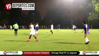 Chicago Real FC vs. Jaguars Chicago Women Premier
