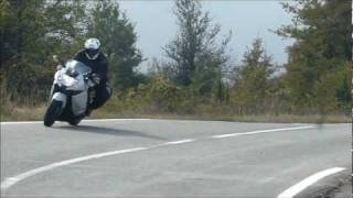 BMW K 1300 S  Akrapovic Sound  ASC.wmv