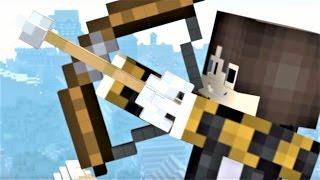 "getlinkyoutube.com-Minecraft Songs: ""Hacker"" 1 HOUR | Find Herobrine | Top minecraft Songs"