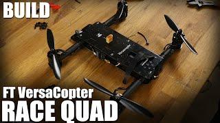 getlinkyoutube.com-FT VersaCopter - Race Quad Build | Flite Test