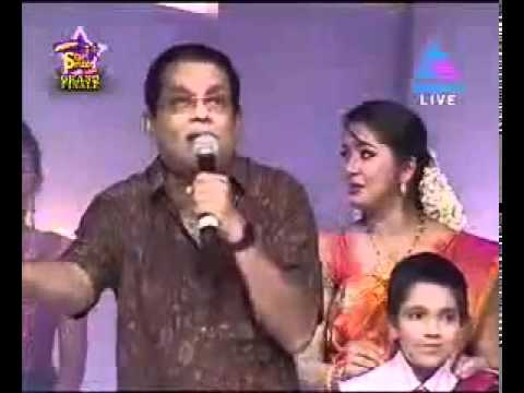 Munch star singer junior 2011 finale Jagathy speaking -xWs6qfYIJBY