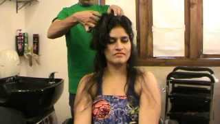 getlinkyoutube.com-Haircut Stories Epi # 8 Makeover Haircut (Long to short haircut Series)