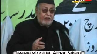 getlinkyoutube.com-Ijtihad aur Taqleed - Maulana Mirza Mohd Athar Sb, Lucknow, 7th Mar 2010