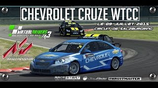 getlinkyoutube.com-Open Chevrolet Cruze WTCC - Salzburgring - Assetto Corsa