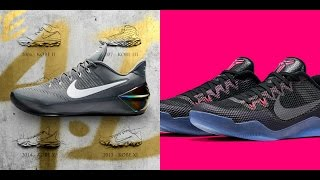 getlinkyoutube.com-Kobe AD and Kobe 11 Cloaks Review And Unboxing