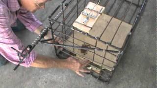 getlinkyoutube.com-How To Make A Small Animal Trap