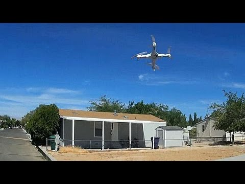 Syma X5C Flight Test Review With & Without Camera