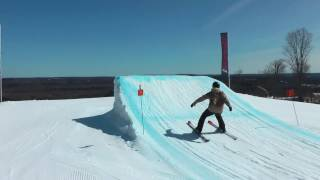 Best Terrain Parks In The East? | 2017 Ski Edit