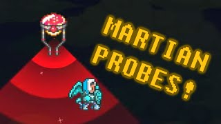 HOW TO SPAWN MARTIAN PROBES | MARTIAN MADNESS START (Terraria 1.3)