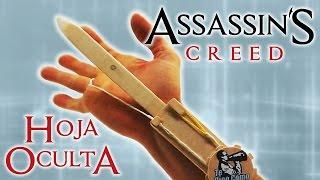 getlinkyoutube.com-Hoja oculta de Assassin's Creed, cómo se hace.