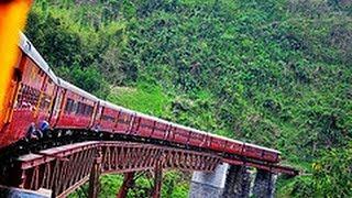 getlinkyoutube.com-World's Most Dangerous Stretch of Railway - Interior Assam