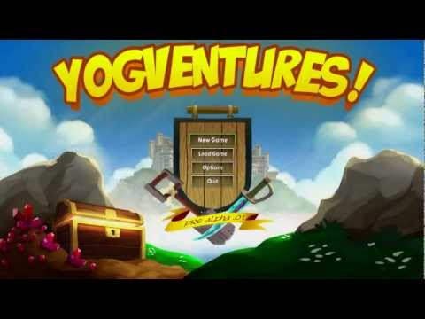 Yogventures! First Look Pre-Alpha 0.01