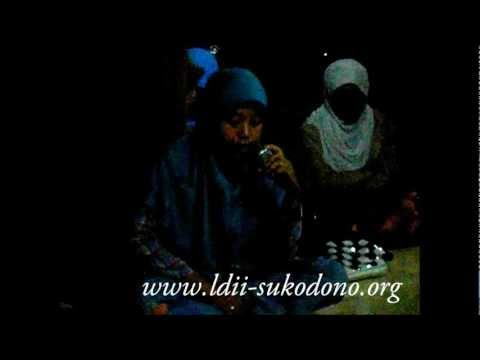 Nasehat Remaja LDII Sukodono | Ita Kurniawati: Pentingnya Menjaga diri dari Pergaulan Buruk