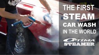 getlinkyoutube.com-Steam Car Wash Machine - Optima Steamer (Steam Car Cleaning Machine)