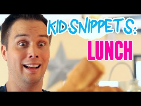 BoredShortsTV - Kid Snippets - Lunch