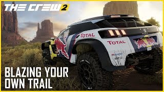 The Crew 2 - Blazing Your Own Trail Gameplay